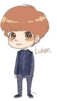 Luhan by Autruche