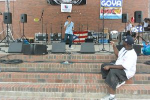 Puerto Rican/Latin Festival, Singing With Passion8 by Miss-Tbones