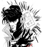 Gambit by Chanrom