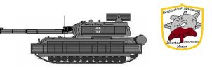 Wilhelm, the Panzer Mk. VIII Maus (Modified) by ZeroRM