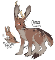 Jackalope: Chance by CloverCoin