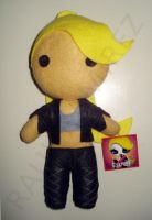 2NE1 Plushes (Hate You Video) CL by RaulRT