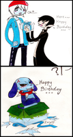 Happy Birthday IcePop by AskKisaTheDemonQueen