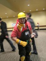 TF2 Engineer - Sakura-Con 2013 by Maremacht