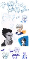 ROTG doodles and sketches by Sardiini