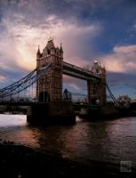 Tower Bridge by Chrislikestodraw