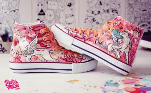 Okami Shoes by Bobsmade