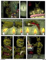 FNAF: Requiem with a Birthday Cake, page 13 by Negaduck9
