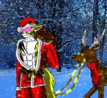 A little Christmas Pic by Zuelo-B-Riddick
