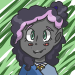Silvertip Mini-Portrait by KiwiCake444