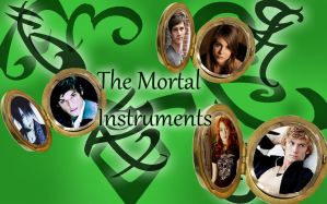 The Mortal Instrument by LexienBaxie