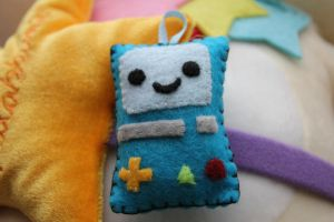 Adventure Time BMO by Cutenessrelated
