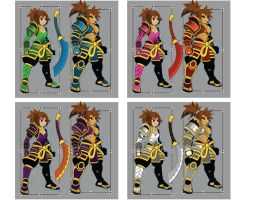 The Ronin Armor for AQWorlds by swiftsaber