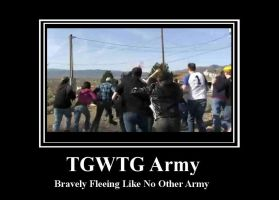 TGWTG Army by techgirl3
