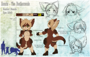 Reference Sheet: Acaris by Acaris