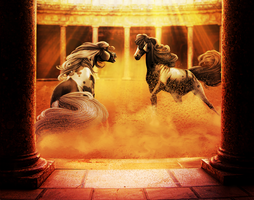 Colosseum Crusade by Ruanly