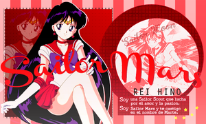 Firma Sailor Mars by Rin-Kaleido-Rehg