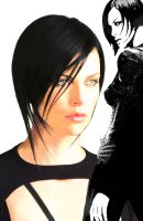 Aeon Flux by AiCandy