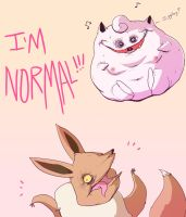 WTF Friday:Mom says I'm Normal by Buuya