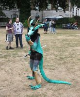 'Loki' Dragon Costume - Sold by CuriousCreatures