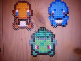 Starters beads by UterlyID