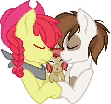 Apple of our eyes by OtakuChicky1
