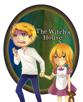 The Witch's House by phobialia