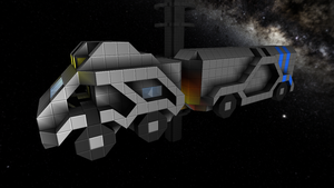 Empire millitary truck by Dimcreaper