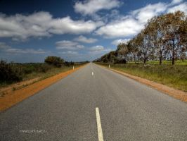 On the Road Again by FireflyPhotosAust