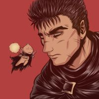 Guts and Puck by Fishmas
