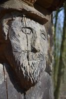 the wooden men by Mirly85