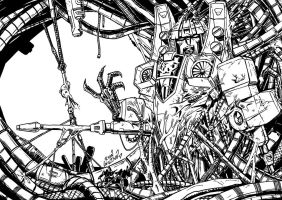 warworld starscream inks by channandeller