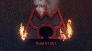 Team Magma 4k Wallpaper by TheRisingFX