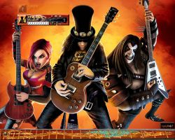 Guitar Hero3_Legends of Rock by stramp1a
