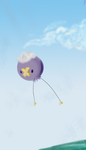 Floating Drifloon by Celesime