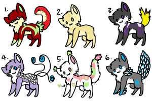 Super adopts by LiveToAdopt