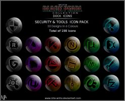 Security and Tools Icons by NiTE-ANTiX