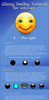 tutorial for a glossy smilie, pt. 2 - the eyes by mondspeer