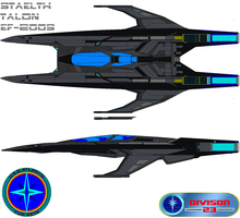 EF-200 talon stealth by bagera3005