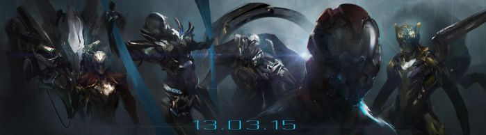 Teaser Promo by hekatoncheir
