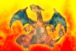 Charizard by joshuanjohnson3