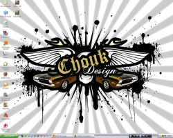 screenshot 3 : logo by chouk57