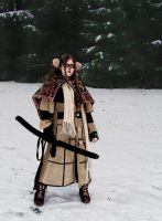 Ferret LARP Character by lost-capella