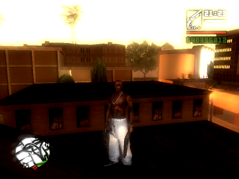 2 Pac life in my Game x3 by Cha0sFR3AK