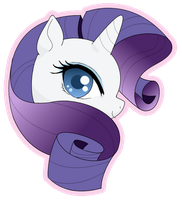 The prettiest pony of all by zippo-zipster