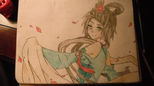 Luo Tianyi by YouJustGotAnimated