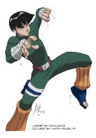 Rock Lee by white--angel-7