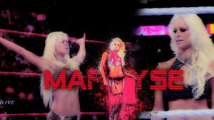 Maryse Wallpaper by verusImmortalis