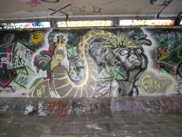 spray paint co-op by Nabahaal