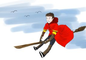 ZA: The Best of Gryffindor by Alivewhenever